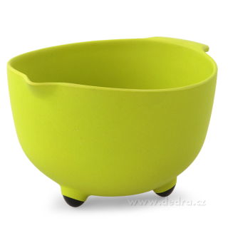 GoEco Bambusz tál Color Bowl